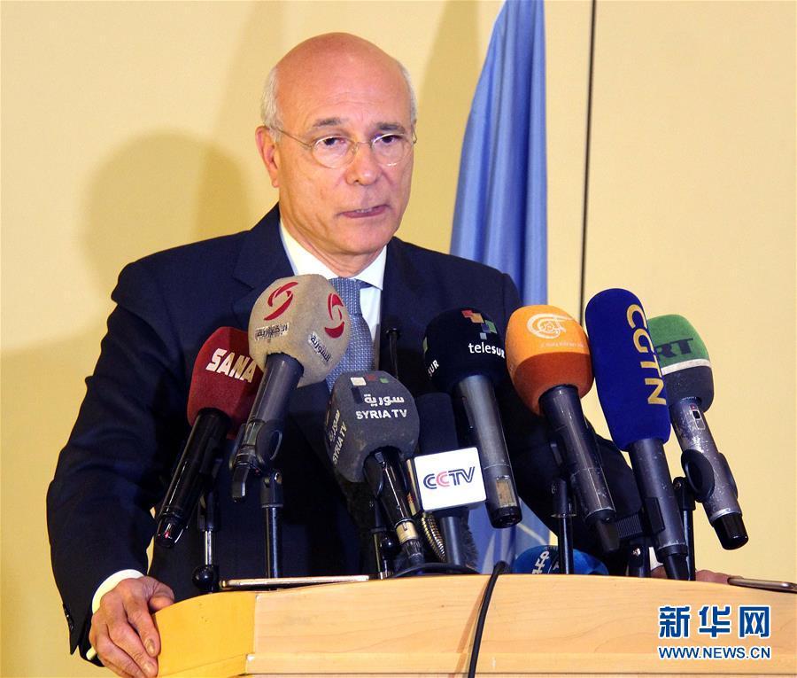 叙利亚政府确认将参加维也纳会谈