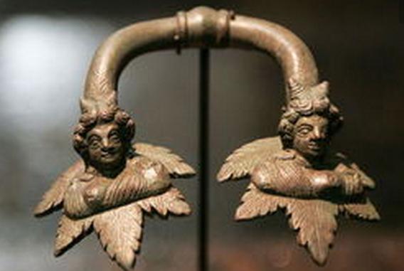 成都博物馆新年大展《文明的回响:来自阿富汗的古代珍宝》将在2月1号拉开大幕